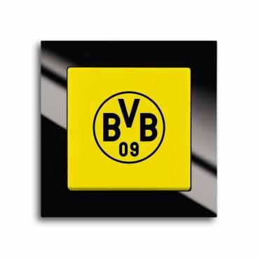 Busch-Jaeger Borussia Dortmund - BVB Fanschalter 2000/6 UJ/01
