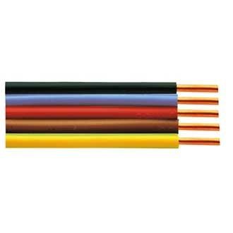 H07V-U 6qmm PVC-Aderleitung