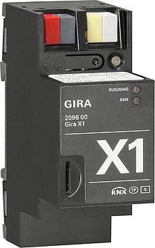 Gira X1 KNX Server 209600