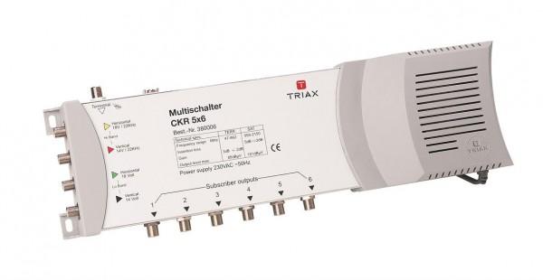 Triax Multischalter CKR 5x8