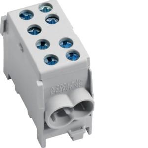 Hager Hauptleitungsklemme 35qmm, 1-p. fingers. KH35L