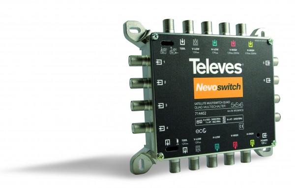 Televes Multischalter 5 in 6 MS56NCQ