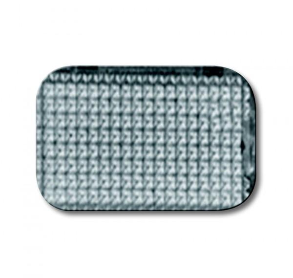 Busch-Jaeger Tastersymbol Neutral transparent glasklar 2145 N