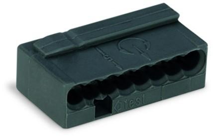 Wago Micro Klemme 8x0,6-0,8qmm² 243-208