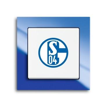 Busch-Jaeger Schalke 04 Fanschalter 2000/6 UJ/02