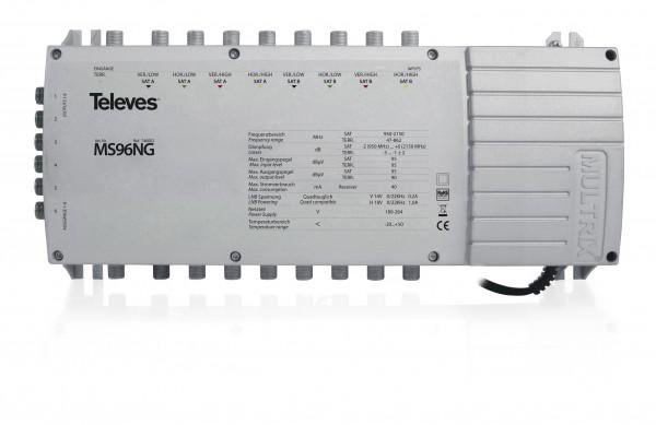 Televes Multischalter mit Netzteil MS96NG