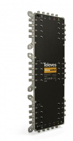 Televes MS524C Multischalter 5 in 24 Guss NEVO