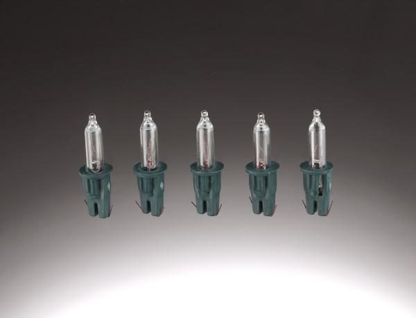 Hellum Pisellokerze 24V grün-klar, 5 Stück Hellum 968156