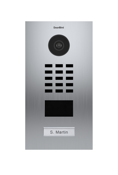 DoorBird D2101V IP Video Türsprechanlage