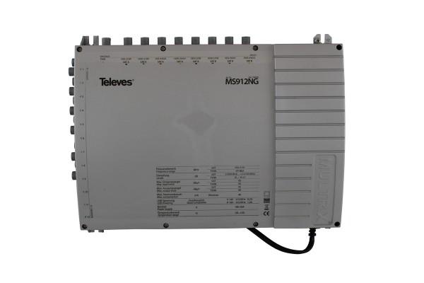 Televes Multischalter mit Netzteil MS912NG