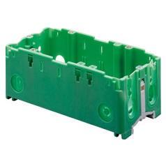 Gewiss Nowaplast Geräteeinbaudose BR/FB/HS 52mm 4Einsätze NP50307