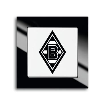 Busch-Jaeger Fanschalter Borussia Moenchengladbach 2000/6 UJ/05