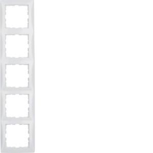 Berker 10158989 S.1 Rahmen 5fach.JPG