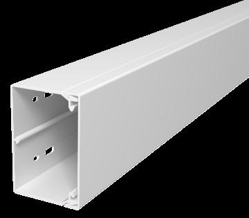 OBO Bettermann Kabelkanal- Leitungsführungskanal 60x90 Cremeweiß WDK60090CW