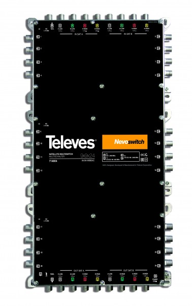 Televes Multischalter 9 in 24 MS924C